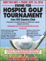 Swing for Hospice Golf Tournament